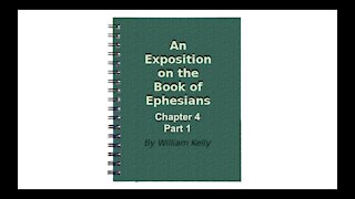 Major NT Works Ephesians Chapter 4 part 1 Audio Book