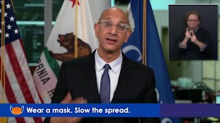 """California sees the light at the end of a """"very dark tunnel"""""""