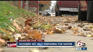 Hoosiers prepare for winter cold, learn heat safety tips