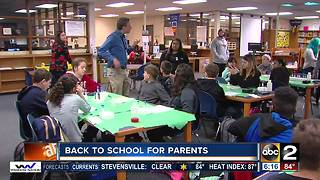 Parents learn how to have a stress-free school year