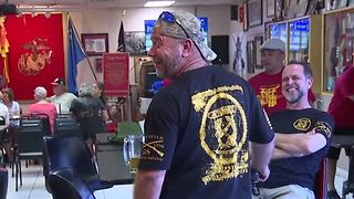 Guns to Hammers holds fundraiser to make veteran's home accessible - Video