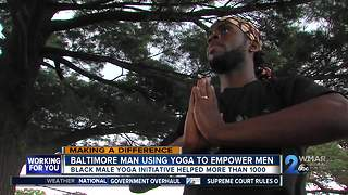 Empowering people through yoga