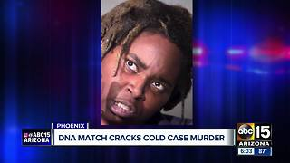 DNA helps solve Phoenix cold case murder - Video