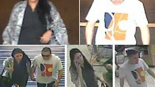 MCSO looking for distraction theft suspects - Video