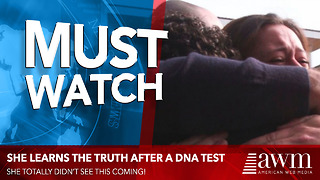 Decades After She Was Adopted She Takes DNA Test, Leads To News No One Saw Coming - Video