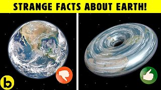 15 Strange Things About The Earth That You Didn't Know