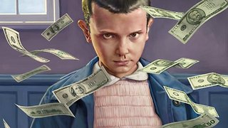'Stranger Things' Cast Get MASSIVE Pay Raise: Millie Bobby Brown Making HOW MUCH?! - Video