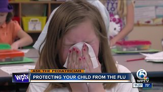 Protect your child from the flu