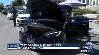 'Pass Gas, Drive Electric' campaign highlights electric vehicle sustainability, lowering emissions