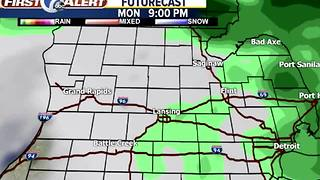 Tracking Monday Rain - Video