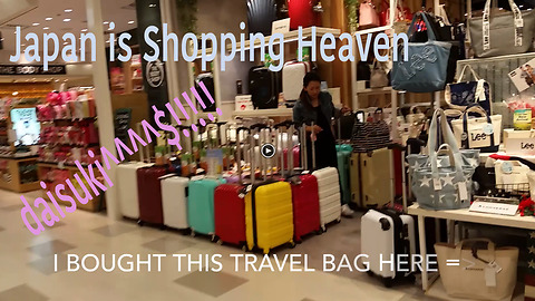 Shopping Heaven Japan, Must Go! SO FUN!!