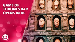 Game of Thrones bar opens in Washington D.C. - Video