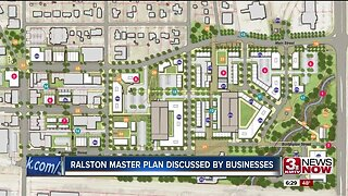 Ralston Master Plan Discussed by Businesses