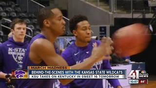 Meet the people who keep K-State looking sharp - Video