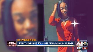 Family fighting for answers in woman's murder - Video
