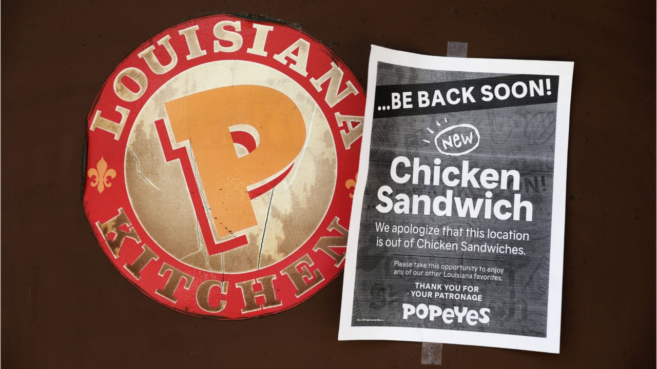 Popeyes Chicken Sandwich Is Back For Good
