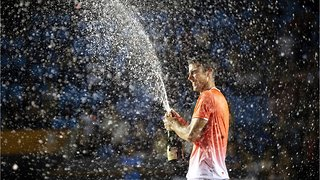 Unknown Serbian Wins First ATP Title