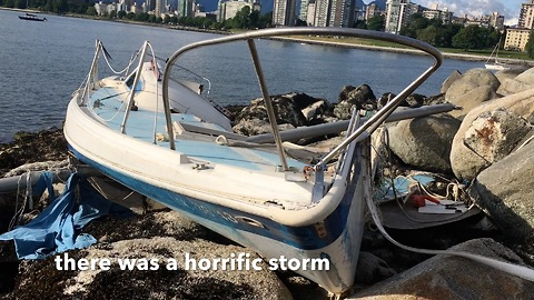 Shipwrecked in Vancouver