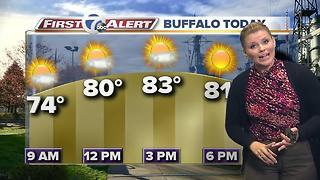 7 First Alert Forecast 07/21/2017 - Video