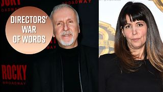James Cameron disses Wonder Woman movie - Video