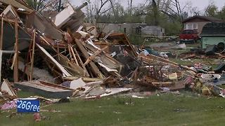 Recovery remains slow in Chetek after tornado rips through - Video