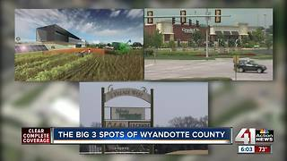 Wyandotte County leaders hope to add more destinations