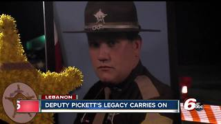 Former addict says Deputy Pickett helped save his life