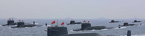 New Chinese Submarine Armed With Missiles Capable of Covering Entire US! Reports Say