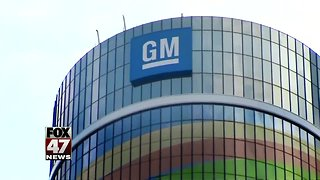 GM responds to Trump's comments