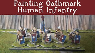 Painting Oathmark Humans