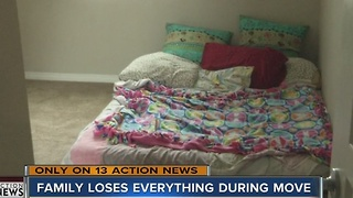 CONTACT 13: Valley family's belongings missing after move from New York