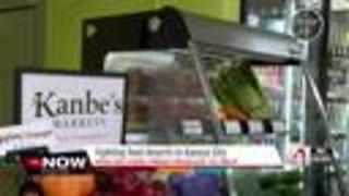 Local nonprofit brings fresh produce to convenience stores - Video