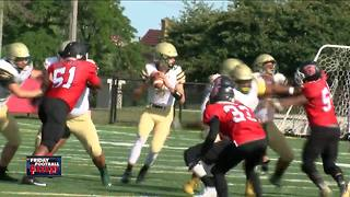 Friday Football Frenzy Week 2 Highlights (part 1) - Video