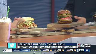 Blinders Burgers & Brunch talks about new restaurant