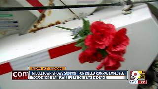 'Top your trash' honors Rumpke worker killed