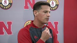 Diaco on not talking after NU opener - Video
