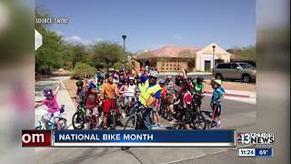 National Bike Month - Video