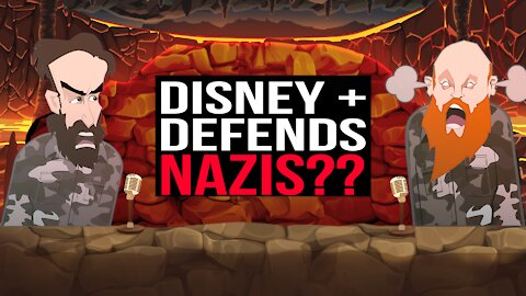 DISNEY+ DEFENDS NAZIS??? ||BUER BITS||