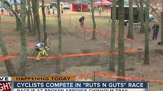 Last day of Ruts n' Guts off-road race - Video