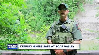Zoar Valley safety concerns after accident - Video