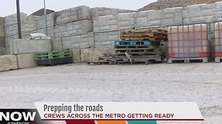 Lee's Summit crews prepare for this weekend's ice storm - Video