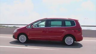 Test: Seat Alhambra – Multi-Tasking Daily Companion - Video