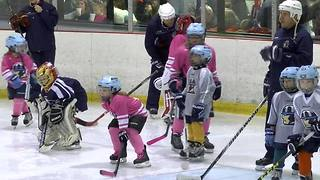 Tulsa's first all girls youth hockey team making a splash - Video