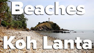 Top beaches of Koh Lanta, Thailand - Video