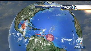 Midday tropical update (6/19/17) - Video