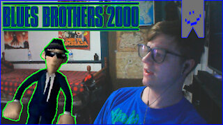 Busting moves in Blues Brothers 2000!
