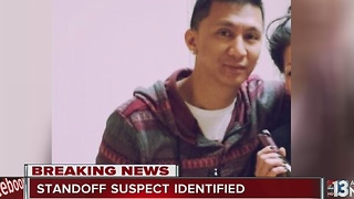 Family identify man involved in standoff with police Tuesday. - Video