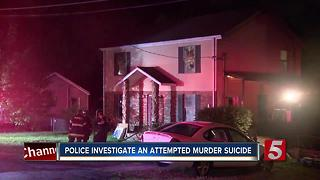 Man Suspected Of Killing Wife Before House Fire - Video