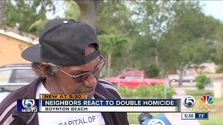 Boynton Beach brothers gunned down, killed over $700 on New Year's Eve - Video