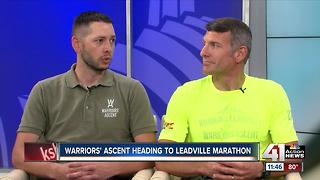 41 Action News Anchor Patrick Fazio talks with Warrior's Ascent organizers